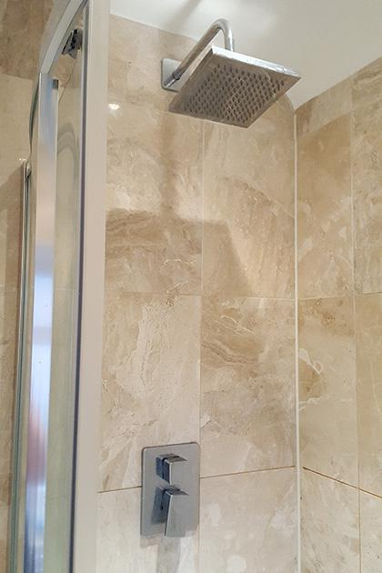 Bathroom installation in Epsom, Surrey